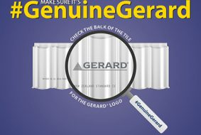 Gerard Wichtech Roofing #GenuineGerard Brochure