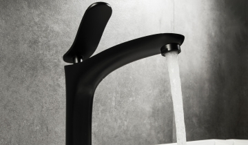 Wichtech Wichflow sanitary tap